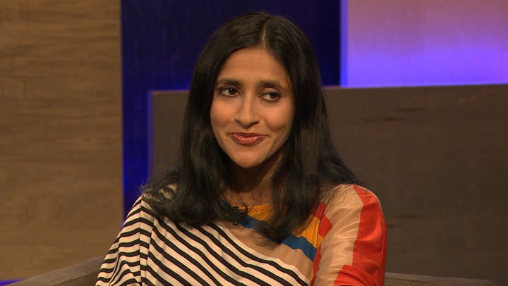 How Aparna Nancherla Disappointed Her Immigrant Parents