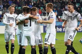 Alemania, lejos de su mejor versión, supera 3-0 a Estonia en eliminatoria rumbo a la Eurocopa