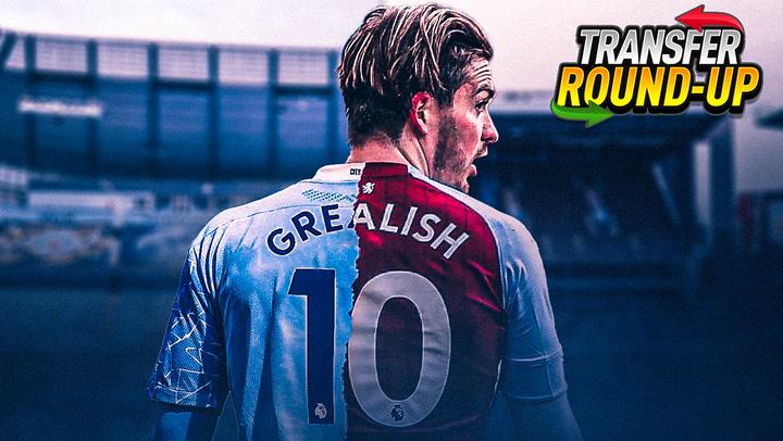 Jack Grealish 'Interested' by Man City