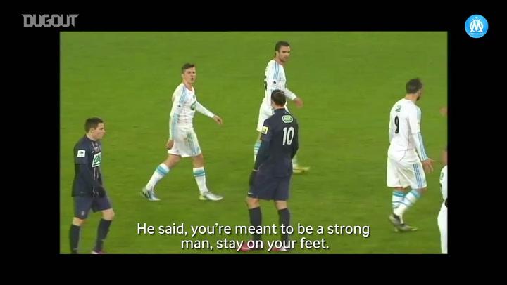 Joey Barton on clashing with Zlatan Ibrahimović during Le Classique