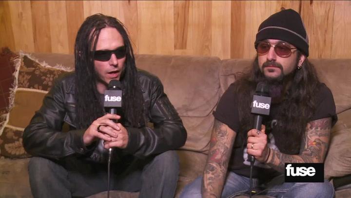 Interviews: Adrenaline Mob interview