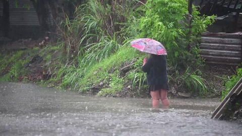 La tormenta Amanda deja una decena de muertos en El Salvador