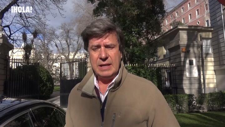 Cayetano Martínez de Irujo zanja la polémica de los becarios en el Palacio de Dueñas