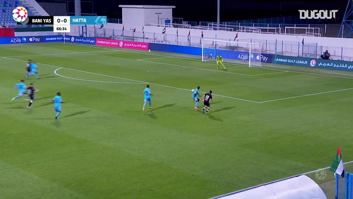 Highlights: Hatta 0-3 Baniyas
