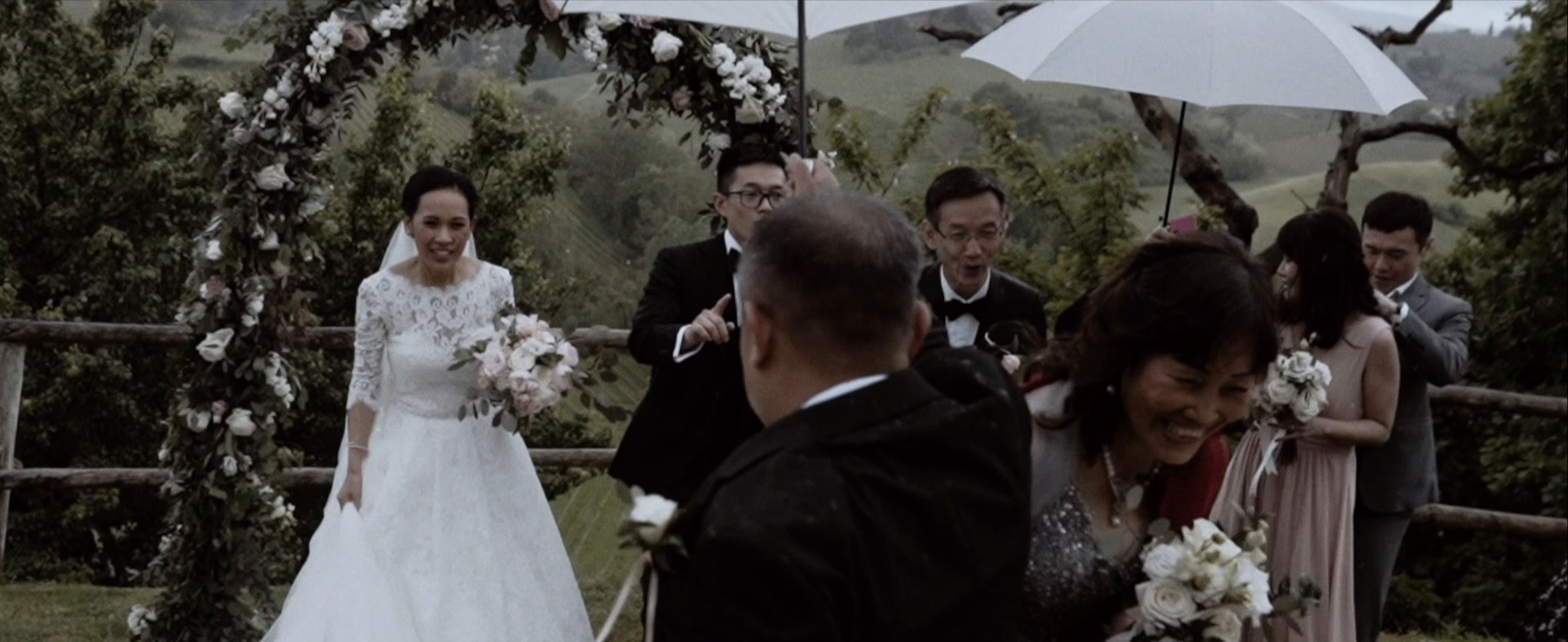Karylle + Chun Man | San Gimignano, Italy | La Lucciolaia