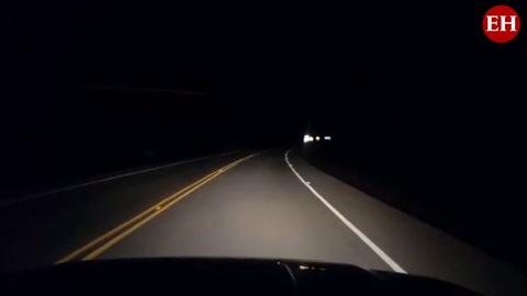La carretera a Danli se encuentra inconclusa