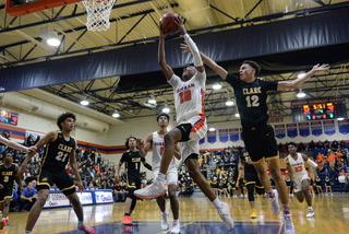 Bishop Gorman Beats Clark 70-55 In Boys Basketball – VIDEO