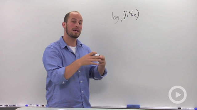 Product Rule of Logarithms - Problem 1