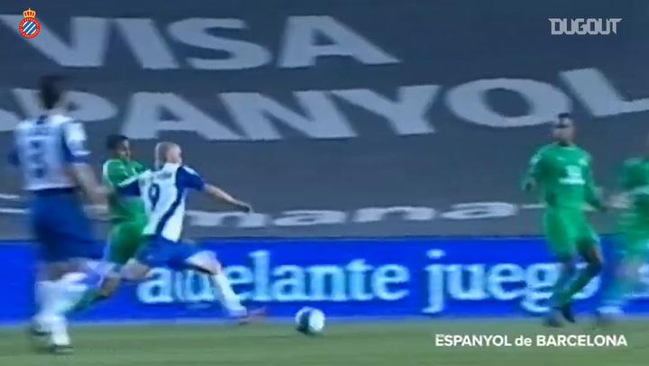 De la Peña's long-range goal and assist vs Maccabi Haifa