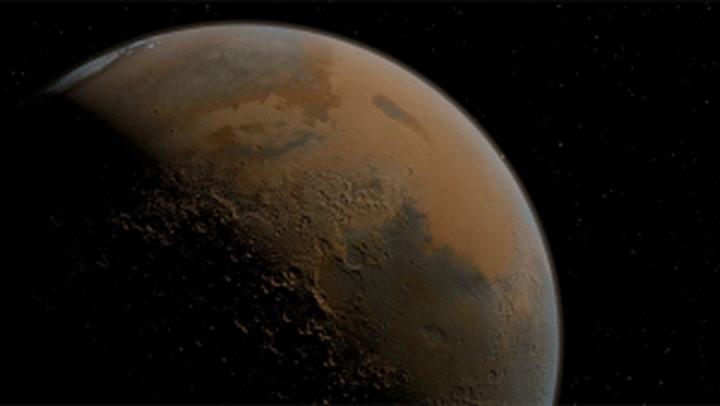 NASA's InSight rocket shows Mars' interior