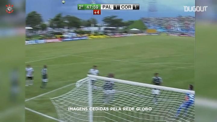 Ronaldo's top five Corinthians goals