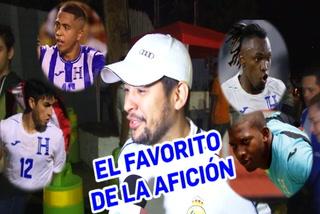 Seleccionados de Honduras ¿Quién es el favorito de la afición?