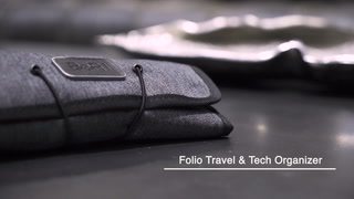 Folio Travel And Tech Organizer