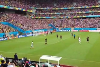 World Cup: Dempsey's header nearly ties Germany