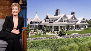 The Verdict Is In: Judge Judy's New Home in Newport, RI, Is Fab
