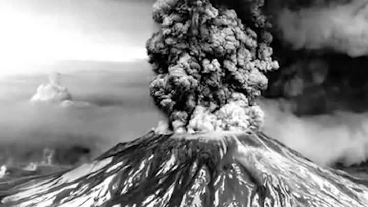 Looking back at the Mt. St. Helens eruption