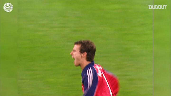 Free-Kicks: Mehmet Scholl Vs Dortmund