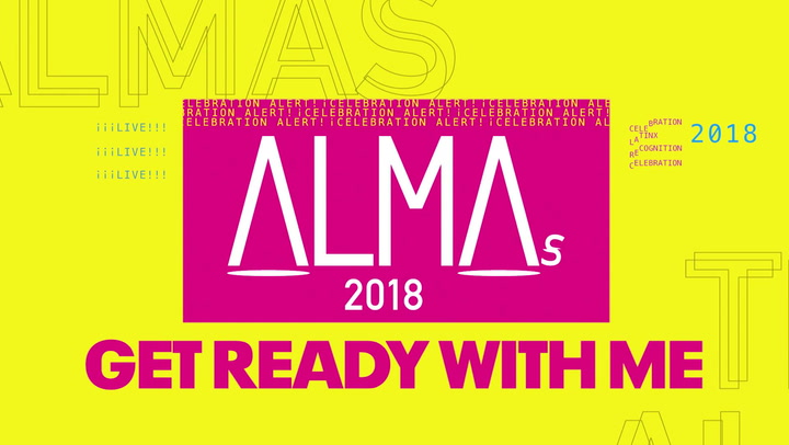 Get Ready with Amara La Negra, Ally Brooke & Smoothini Before the ALMA's
