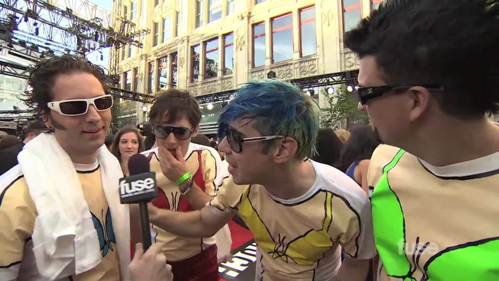 Shows: Much Music Video Award 2013: Marianas Trench VS DJ Classified