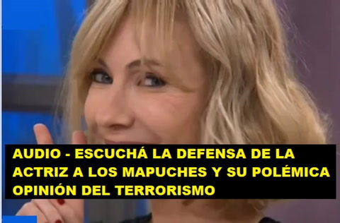 ¿Quién es el violento acá?, respondió Inés Estévez que se cruzó duro con Lanata