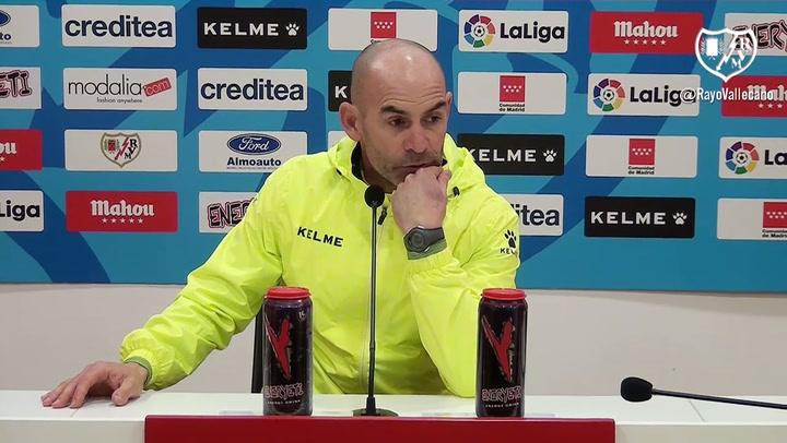 """Jémez: """"El Espanyol paga 10 millones por Embarba y es barato"""""""