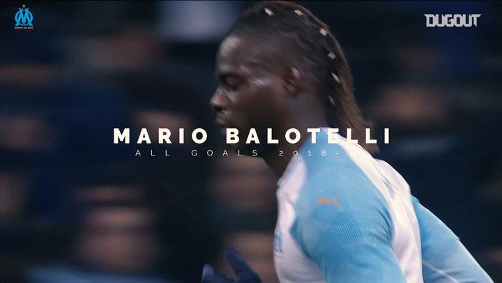 All Of Mario Balotelli's Goals 2018-19