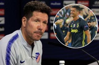 ¡Simeone sorprende y sale en defensa de Cristiano Ronaldo!