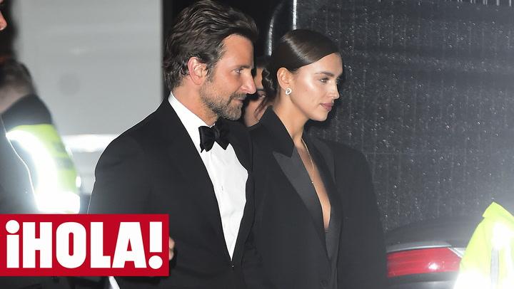 El agradecimiento de Bradley Cooper a Irina Shayk por lo que ha tenido que \'aguantar\'