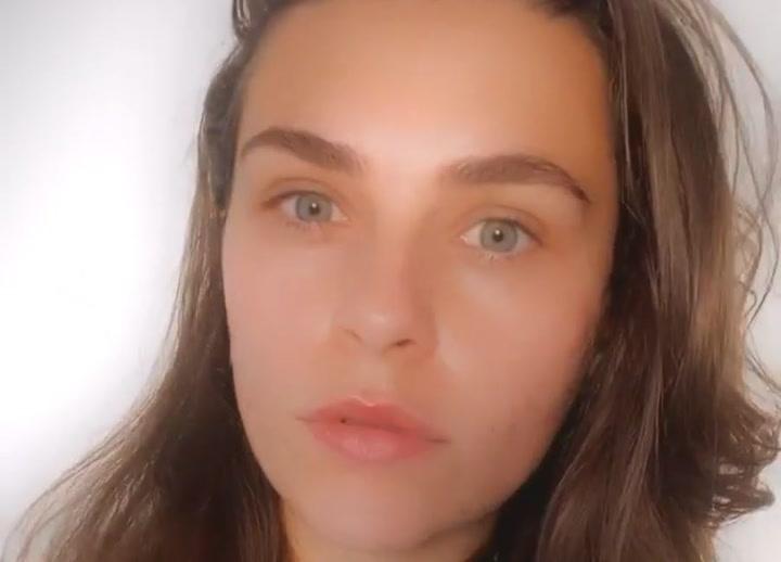 Sarah Pallari defiende la belleza real