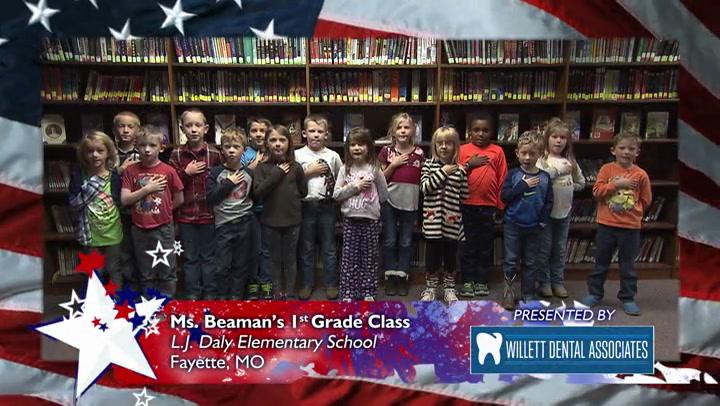 L.J. Daly Elementary School - Ms. Beaman - 1st Grade