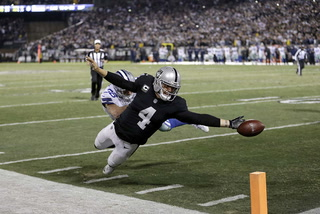 Vegas Nation: Raiders Fall To Cowboys