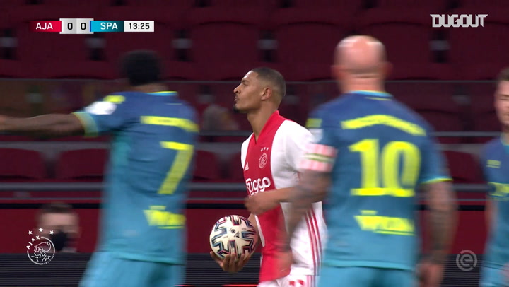 Haller double secures wins over Sparta Rotterdam