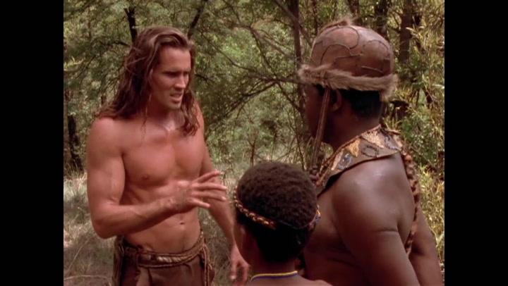 Tarzan and the Shadow of Anger