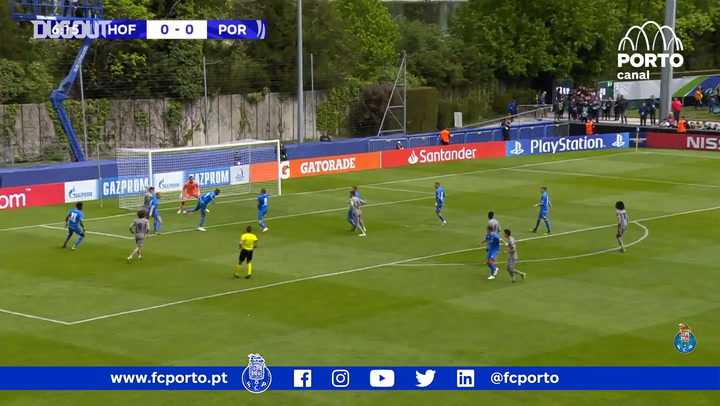 UEFA Youth League Highlights: Hoffenheim 0-3 FC Porto