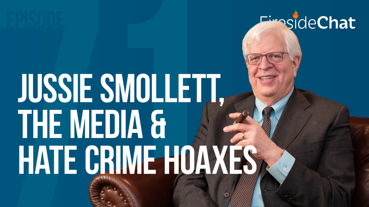 Ep. 71 - Jussie Smollett, the Media, and Hate Crime Hoaxes