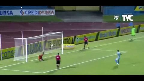 Motagua es el gran finalista luego de vencer en penales al Real España