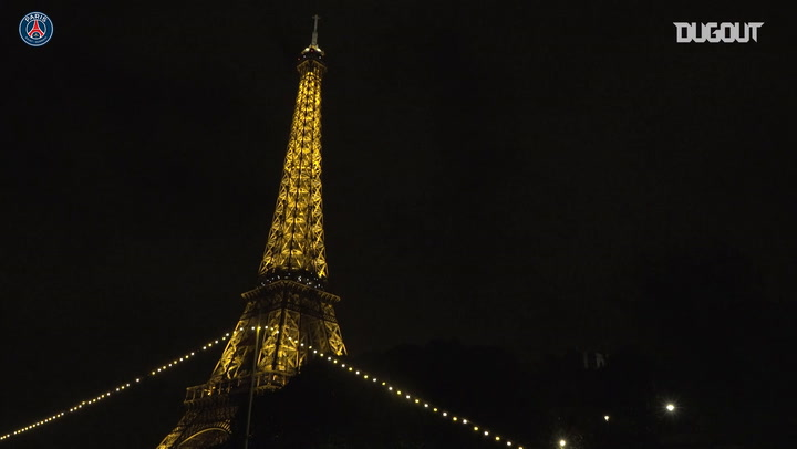 Mbappé Meets The Streets Of Paris