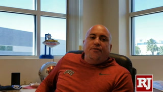UNLV coach Tony Sanchez recaps spring football