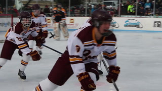 Hockey Day Minnesota: Duluth Denfeld vs. Eveleth-Gilbert