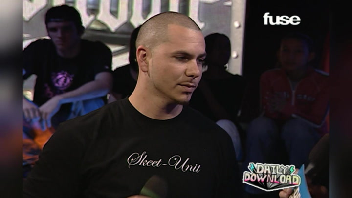 Pitbull Reveals the Meaning Behind His Name: #TBT 2005