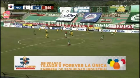 Marathón 0-2 Real España (Liga Salva Vida)