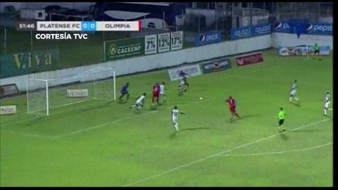 Platense 1 - 1 Olimpia (Jornada 10 Liga Nacional)