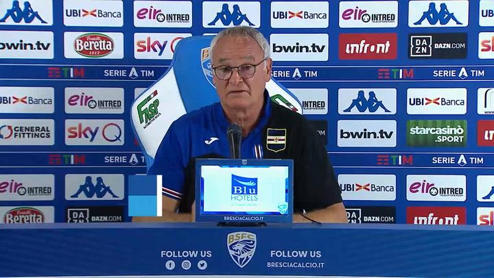 """Ranieri: """"Ho sempre creduto nella salvezza"""""""
