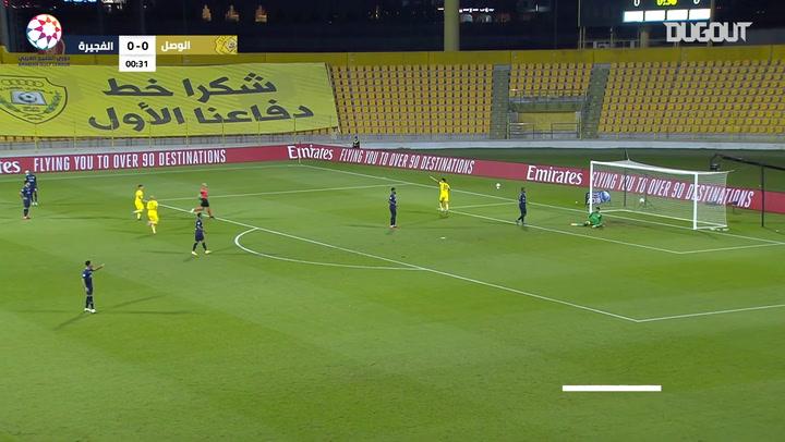 Highlights: Al-Wasl 3-0 Fujairah