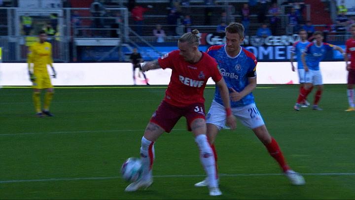 Highlights Holstein Kiel - 1. FC Köln (2020 - 2021)