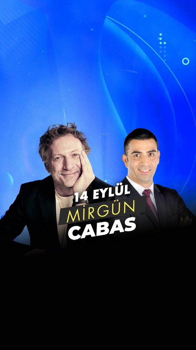 Mirgün Cabas Canlı - 14 Eylül