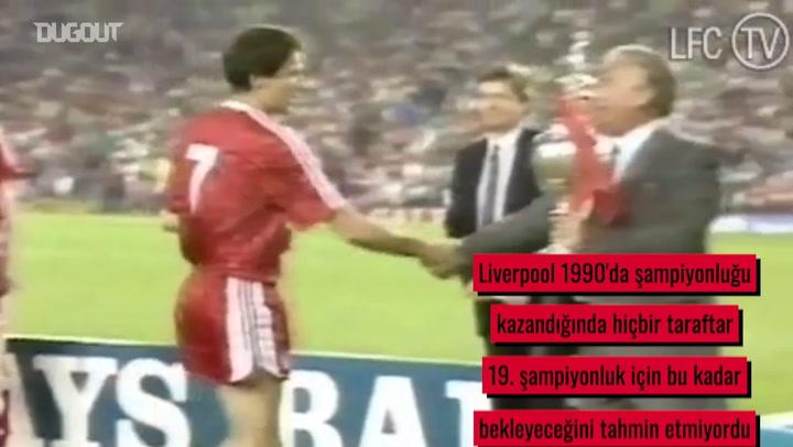 Liverpool'un Muhteşem 2019-20 Sezonu Şampiyonluğu