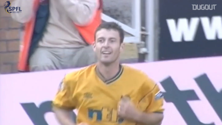 Debut Goals: Chris Sutton Vs Dundee United
