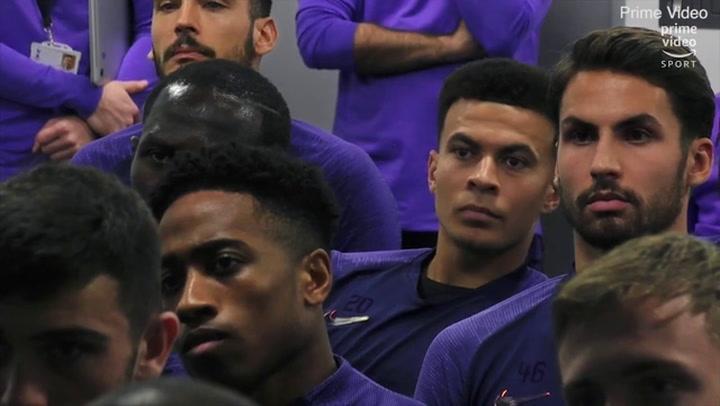 La cara de Eriksen lo dice todo: así se enteraron los jugadores del Tottenham del despido de Pochettino