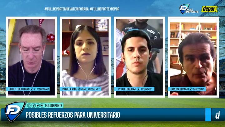 'Full Deporte por Depor': todo el análisis sobre el presente de Universitario de Deportes